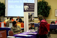 SAU Teacher Fair 2014