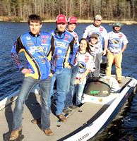 Fishing Team 2014-2015