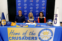 2016 Cheer Signing Day