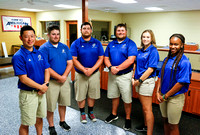 Fall 16: Athletic Trainers