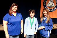 SP 17: Local Schools Science Fair - award winners