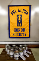 FA 14: Phi Alpha Honor Society Induction Ceremony