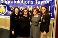 FA 15: Reception for National FFA President Taylor McNeel